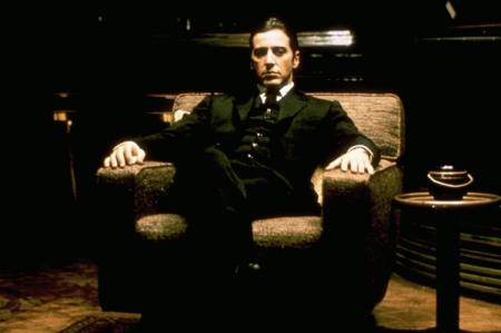 The Godfather movie image Al Pacino