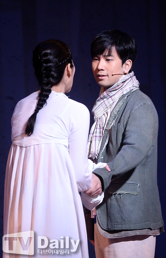 Dong Ho and Song Hwa