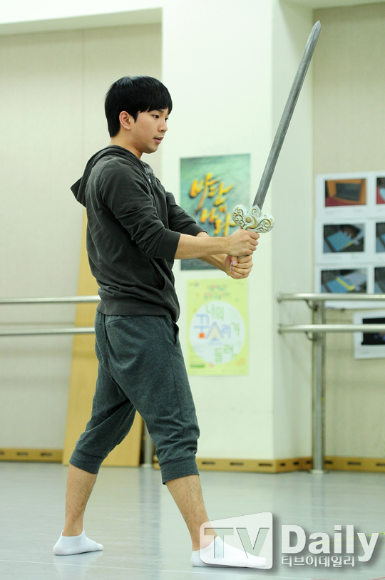 Hodong with Sword