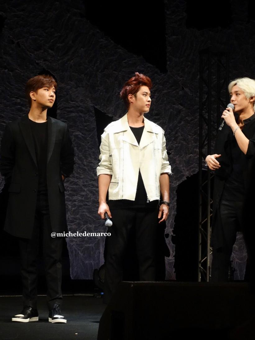 150606 MBLAQ Omiya Sonic City MBLAQ Group shot (2nd Show)