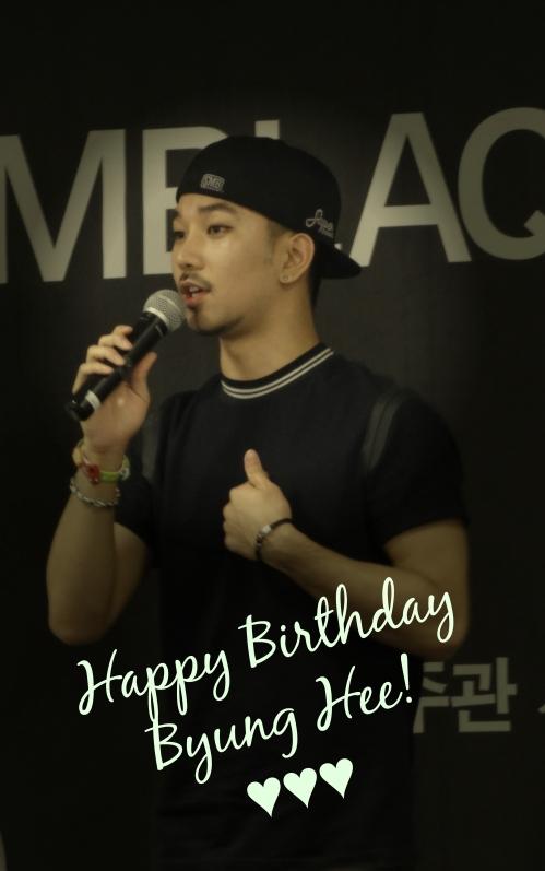 Birthday Byung Hee