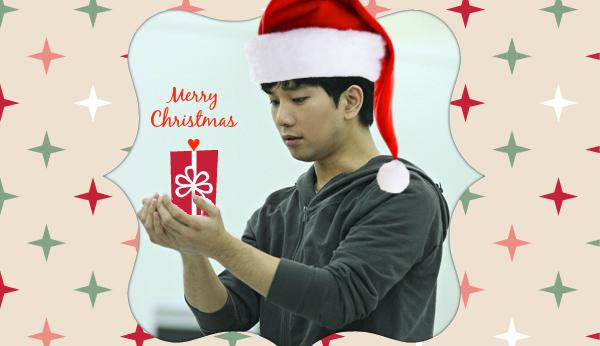 G.O Gift Merry Christmas