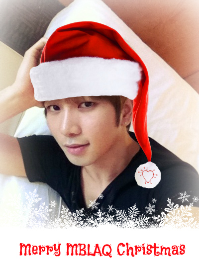 MBLAQ GO Christmas