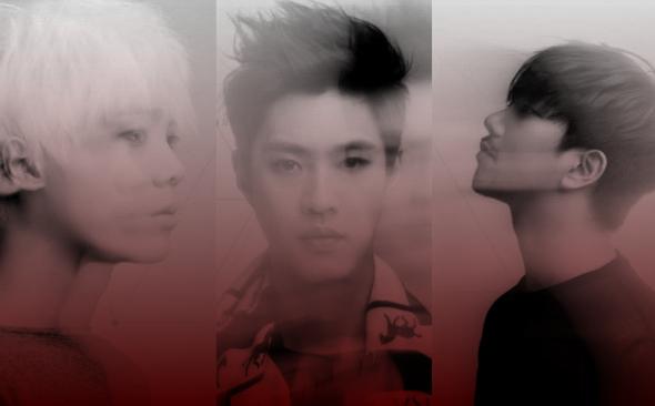 MBLAQ Mirror Red Hue